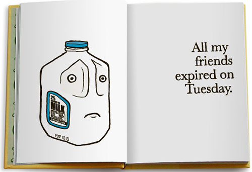 All my friends expired on Tuesday