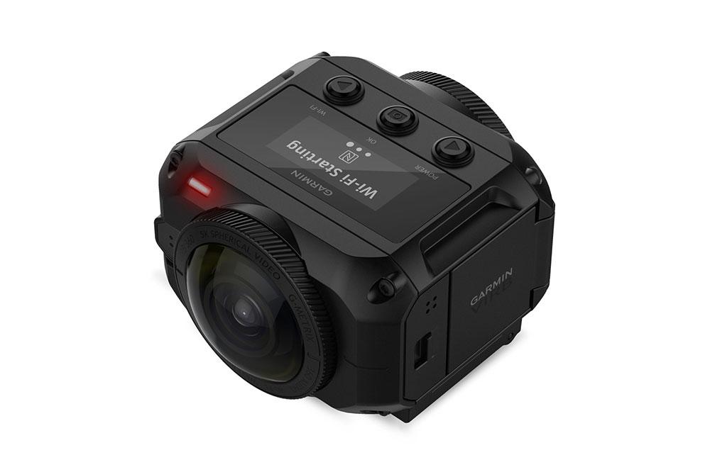 garmin VIRB 360 4k camera