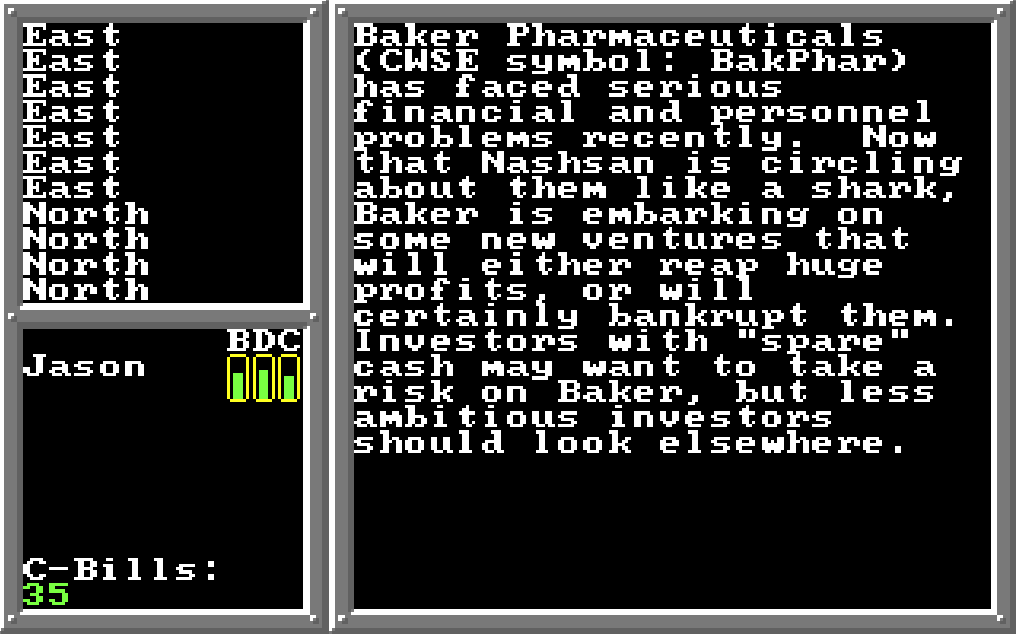 baker pharmaceuticals