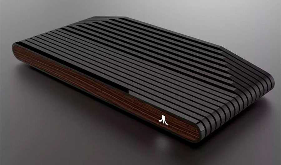 Ataribox console