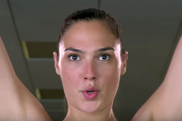 Check Out Gal Gadot's Intense Workout For Wonder Woman