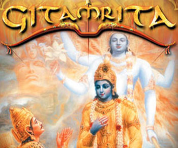 Similarities of Bhavagad Gita and Rich Dad Poor Dad