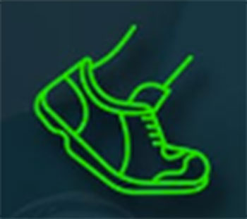 Usage logging for your shoe? Check out Sole Mate Shoe Wear Pattern Tracking App
