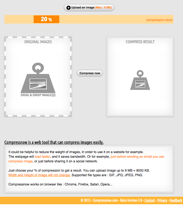 online tool compressnow.com