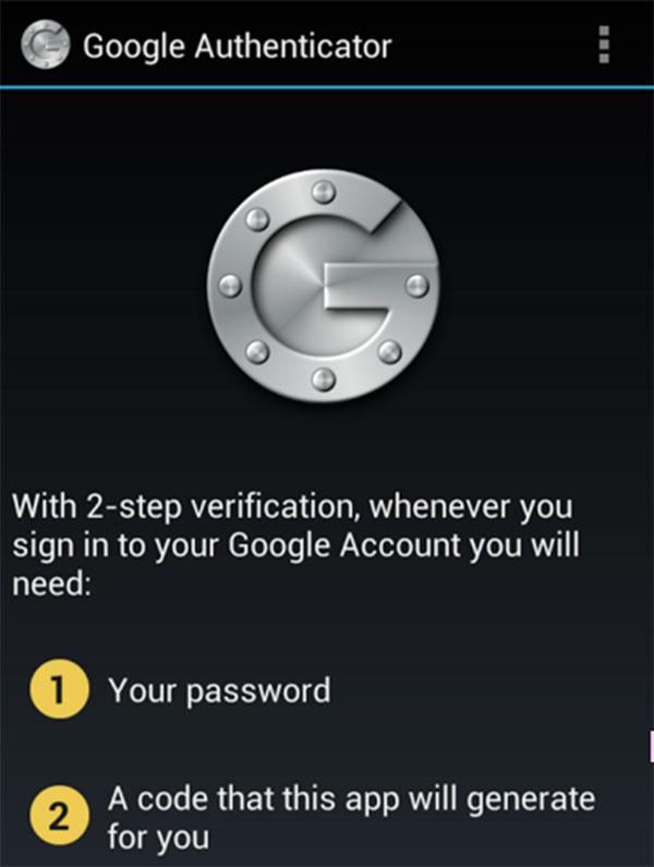 google authenticator new phone