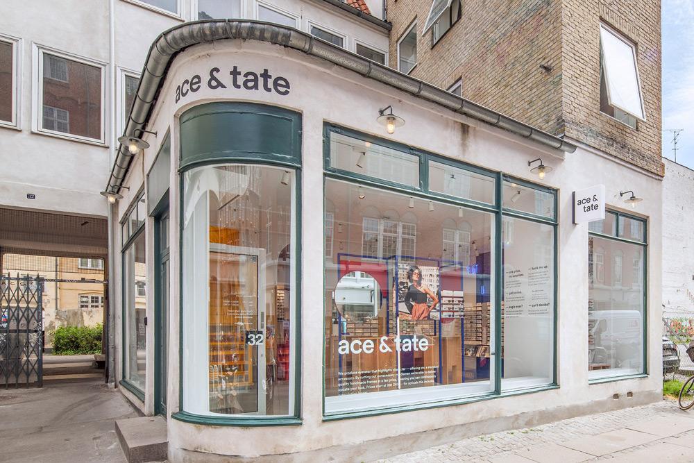 Ace & Tate Copenhangen, Denmark store