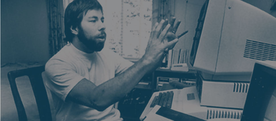 young steve wozniak